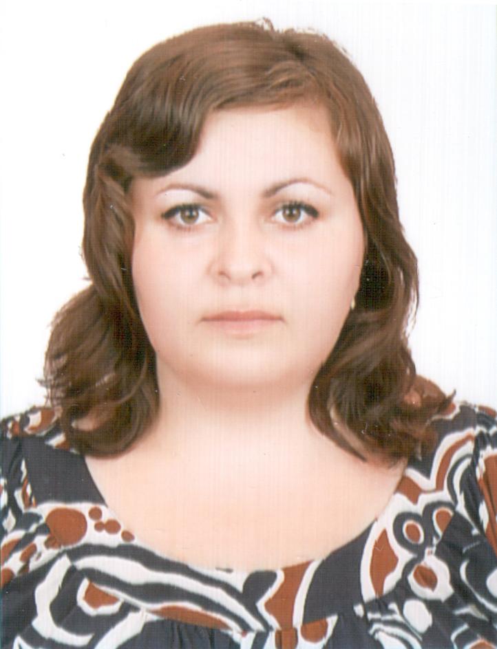 Воробйова Наталія Володимирівна